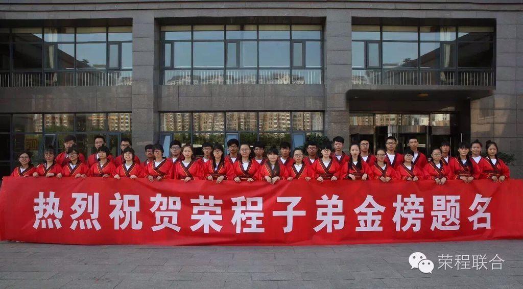 天津职业装定制展示