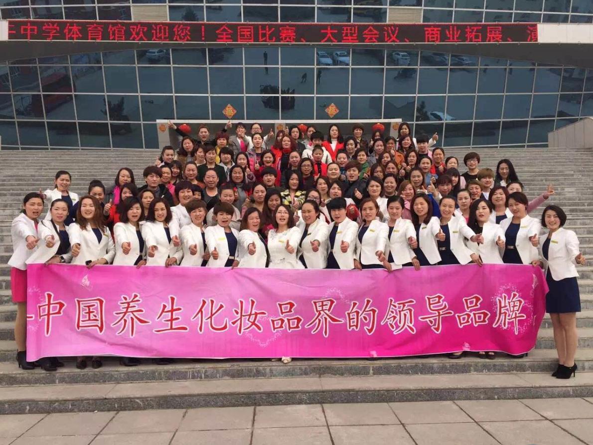 天津职业装客户展示