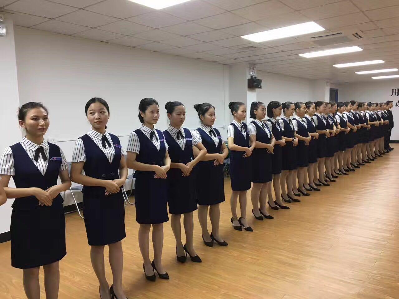 天津职业装定制客户